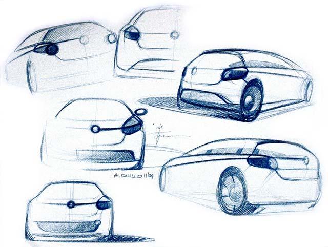 [Présentation] Le design par Fiat Zeichnung-002