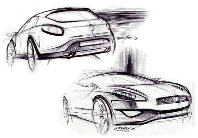 [Présentation] Le design par Fiat Zeichnung-005